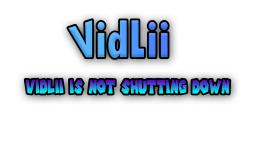 Vidlii Shutting Down Is FAKE!!! Heres Why