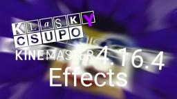 Klasky Csupo KineMaster 4.16.4 Effects (with Non-Premium)