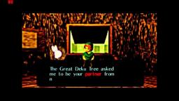 THE LEGEND OF ZELDA OCARINA OF TIME (PART 8)  Robbie Williams millennium!  via torchbrowser com[via