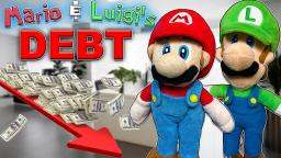 Mario and Luigis Debt