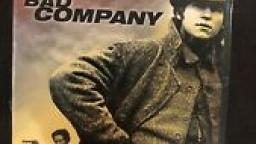 Closing to Bad Company (1972) 2002 DVD