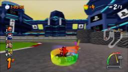 Crash Team Racing: Nitro Refueled - Retro Stadium - PS4 Gameplay