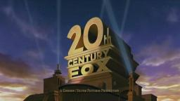 20th Century Fox 1994 - 1991 Plaster variant