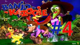 Let´s Replay Banjo-Kazooie (100% Deutsch) - Teil 4 Ei-genartiges Sharkfood Island!