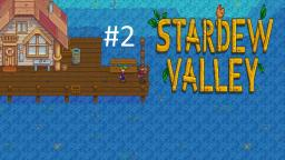 Let´s Play Stardew Valley #2 (Deutsch) Eine Angel und Level Up