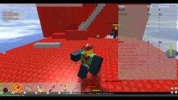 Beating red team (ROBLOX)