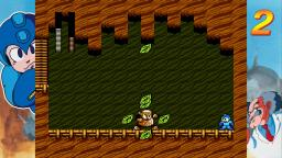 Mega Man 2 Wood Man Buster Only
