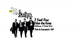 THE BEATLES _  I FEEL FINE  VIDEO CLIPE