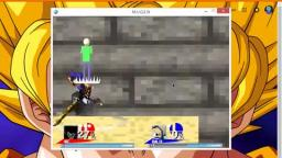 MUGEN-Baldi Stage for smash mod released!