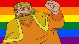 VidLii Poop the King is gay and dies because hes Gay