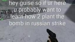 How to plant the bomb in Counter-Strike