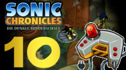 Lets Play Sonic Chronicles Part 10 - Die restlichen Eggman-Game-Controller