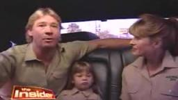 About Steve Irwin and video of his death (not released)