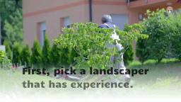Tips for Choosing a Landscaping Services Provider