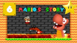Lets Play Marios Story [SMW-Hack] Part 6 - Ich hasse Blargg