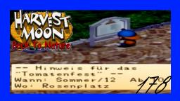 Let´s Play Harvest Moon: Back To Nature ★ 178