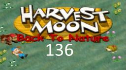Let´s Play Harvest Moon Back To Nature ★ 136 ★ Noch 14 Tage