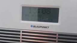 Sainsburys Blaupunkt BPR-3 DAB+ radio is sensitive gets Kiss 100.0 @ Clacton On FM with Dream 100.2
