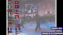 my eurovision winners part two 1976-1997