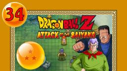 Lets Play Dragonball Z Attack of the Saiyans Part 34 - Mit den Muskeln spielen im Muskelturm