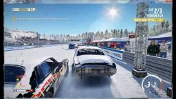 Wreckfest - Snow Race
