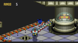 IM SORRY, I CHEATED :( Sonic 3D Blast Panic Puppet Zone Act 3