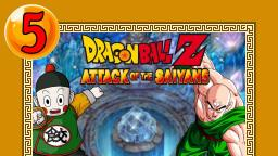Lets Play Dragonball Z Attack of the Saiyans Part 5 - Tenshinhans Erkenntnis
