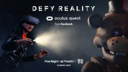 Five Nights at Freddys Help Wanted - Oculus Quest Teaser