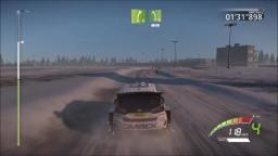WRC 7 - Sweden - PC Gameplay