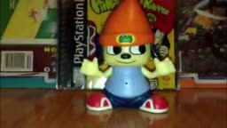 parappa the rapper rare figure