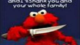 The Story of Evil Elmo