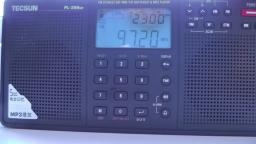 Radio tropo DX FM Stations heard in Clacton Essex 97.2 DR P3 from Rangstrup Denmark
