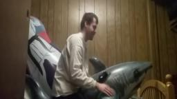 Shark Inflation And Ride