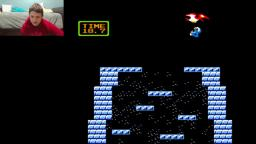 Andrew Plays Ice Climber (Nintendo VS. System Version)