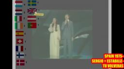 My Eurovision Winners 2019 update part 1: 1956-1975