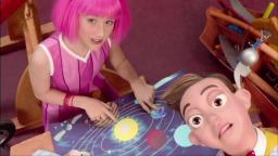 LazyTown | Galaxy... but Im singing it