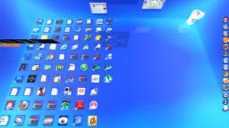 Windows 7 em 3D