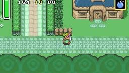 THE LEGEND OF ZELDA - A - LINK TO THE PAST GAME-BOY ADVANCE
