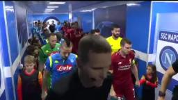 Napoli Liverpool 1-0 UEFA Champions League Highlights