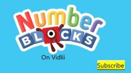 Numberblocks on Vidlii Outro