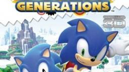 Opening to Sonic Generations 2011 Xbox 360 Game