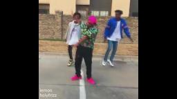 niggas dancing to epic MineCraft song