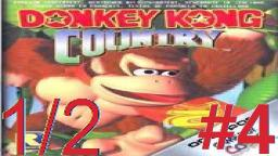 Lets Play Donkey Kong Country (GBC) (101% Deutsch) - Teil 4 Manky Kong dieser Verräter! (1/2)
