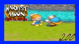 Let´s Play Harvest Moon: Back To Nature ★ 200