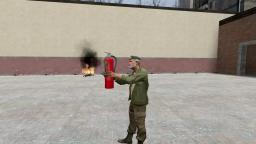 How to extinguish fires, THE GMOD WAY!!!