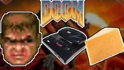 DOOM Sega 32X - With Extra Cheese