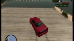GTA SAN ANDREAS - (un) epic drifting