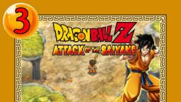 Lets Play Dragonball Z Attack of the Saiyans Part 3 - Yamchus Reise in seine alte Heimat