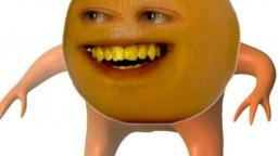 Annoying Orange Says the N Word!!!
