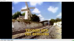 Thomas and the Rumours